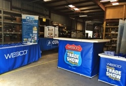 as the company and industry are growing and evolving the wesco mobile trade show program is following suit in 2019 the trade show and event team will